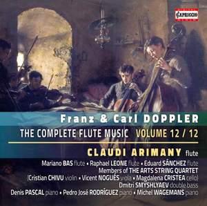 Doppler: Flute Music Vol 12