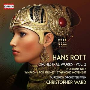 Hans Rott: Orchestral Works Vol. 2 Product Image