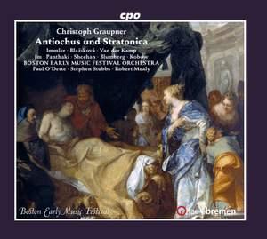 Graupner: Antiochus und Stratonica Product Image