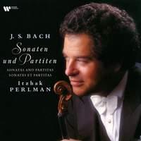 JS Bach: Complete Sonatas & Partitas