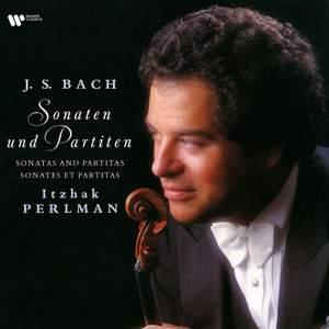 JS Bach: Complete Sonatas & Partitas - Vinyl Edition Product Image