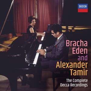 Eden & Tamir - Complete Decca Recordings