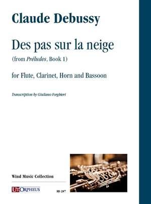 Debussy, C: Des pas sur la neige