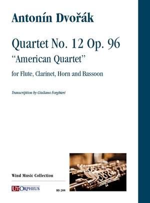 Dvo?ák, A: Quartet No.12 American op.96