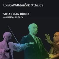 Sir Adrian Boult: A Musical Legacy