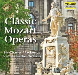 Mackerras conducts Mozart Operas