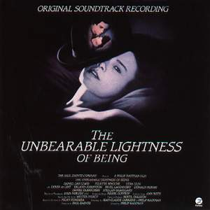 The Unbearable Lightness Of Being (Original Soundtrack Recording)