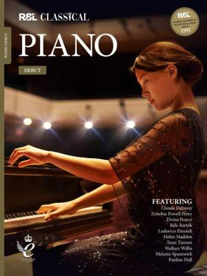 RSL Classical Piano Debut (2021) Product Image