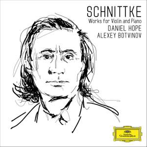 Schnittke: Works For Violin and Piano Product Image