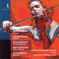 Schumann, Schubert & Others: Works for Violin & Piano