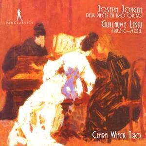 Jongen & Lekeu: Piano Trios