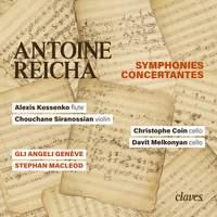 Antoine Reicha: Symphonies Concertantes