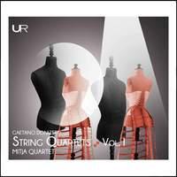 Donizetti: 6 String Quartets