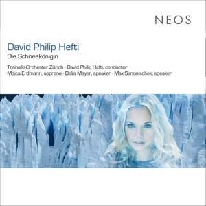 David Philip Hefti: Die Schneekönigin (the Snow Queen) Product Image