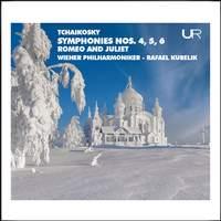 Kubelik Conducts Tchaikovsky: the Last Symphonies