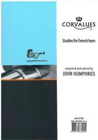 John Humphries: Corvalues