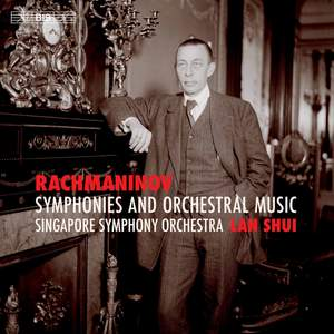 Rachmaninov: Symphonies and Orchestral Music Product Image