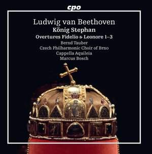 Beethoven: Theatre Music Vol. 2