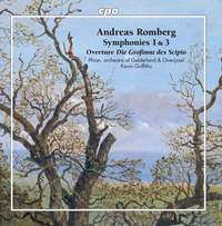 Andreas Romberg: Symphonies Nos. 1 & 3