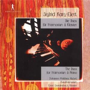 Karg-Elert: Duos for Harmonium & Piano