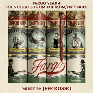 Fargo Year 4 (Soundtrack from the MGM/FXP Series) Product Image