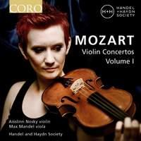 Mozart Violin Concertos, Vol. I