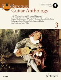 Baroque Guitar Anthology   Vol. 3