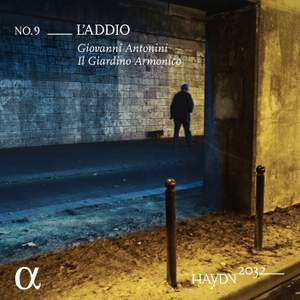 Haydn 2032, Vol. 9: L'Addio Product Image