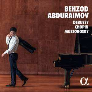 Debussy - Chopin - Mussorgsky Product Image