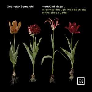 Around Mozart: A Journey Through the Golden Age of the Oboe Quartet
