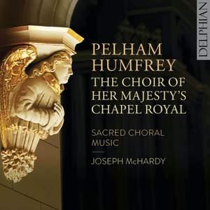 Pelham Humfrey: Sacred Choral Music Product Image