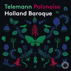 Telemann: Polonoise Product Image