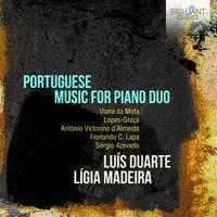 Portuguese Music for Piano Duo
