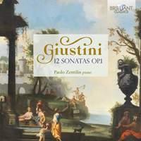 Giustini: 12 Sonatas Op. 1