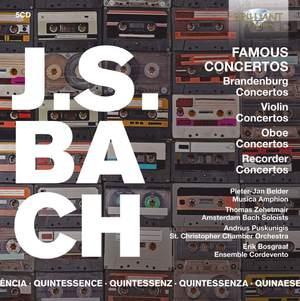 Quintessence J.S. Bach: Famous Concertos