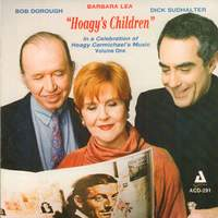 'Hoagy's Children' In a Celebration of Hoagy Carmichael's Music, Vol. 1