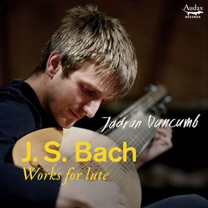Bach: Works for lute Product Image