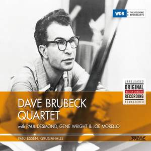 Live in Essen, Grugahalle, 1960