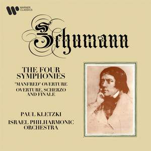 Schumann: Symphonies Nos.1-4 & Overtures Product Image