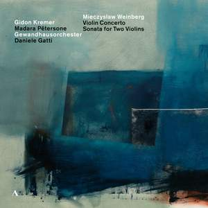 Weinberg: Violin Concerto & Sonata for Two Violins