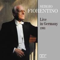 Sergio Fiorentino: Live in Germany 1993