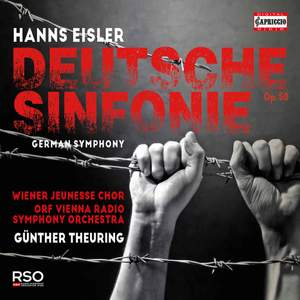 Hanns Eisler: Deutsche Sinfonie, Op.50