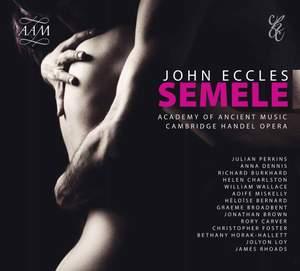 John Eccles: Semele