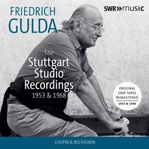 Friedrich Gulda: The Stuttgart Studio Recordings 1953 & 1968