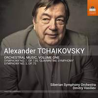Alexander Tchaikovsky: Orchestral Music, Vol.1