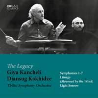 Giya Kancheli: The Legacy