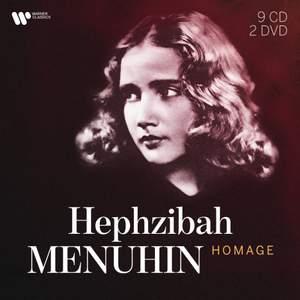 Hephzibah Menuhin - Homage