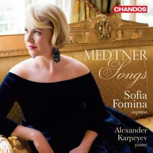 Medtner: Songs