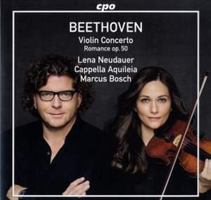 Beethoven: Violin Concerto & 2 Romances