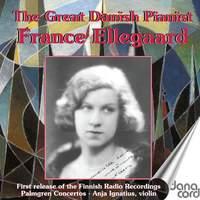 The Great Pianist France Ellegaard
